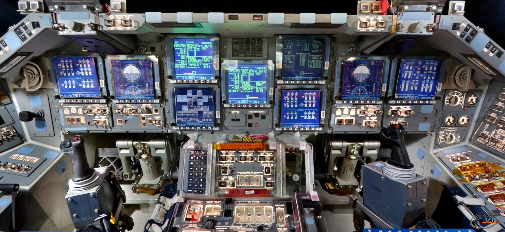 space shuttle discovery inside - photo #3